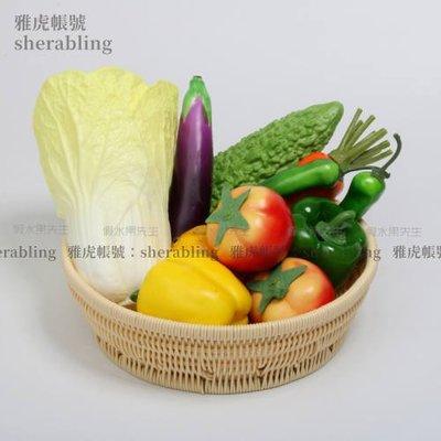 (MOLD-A_013)仿真水果蔬菜套裝假水果模型攝影道具家居櫥柜廚房茶幾裝飾品食品