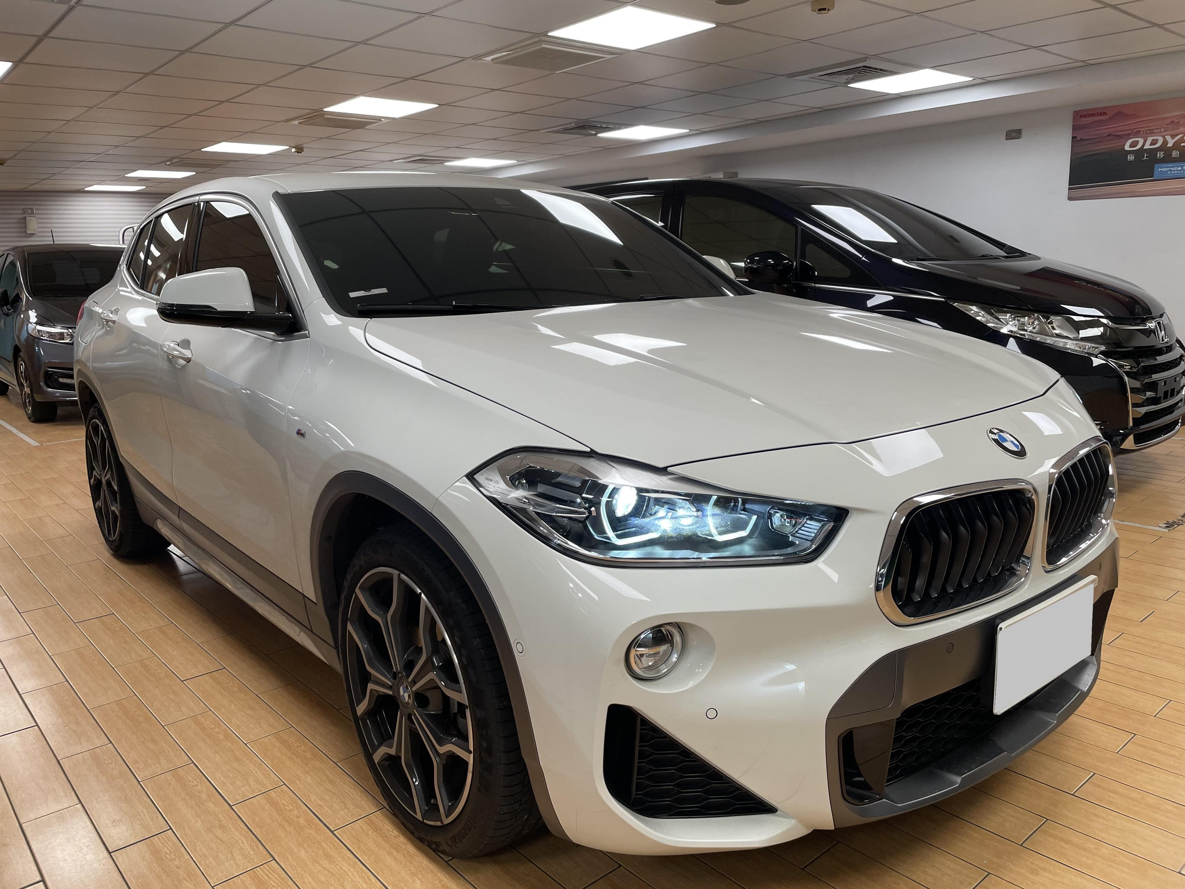 2018 BMW 寶馬 X2