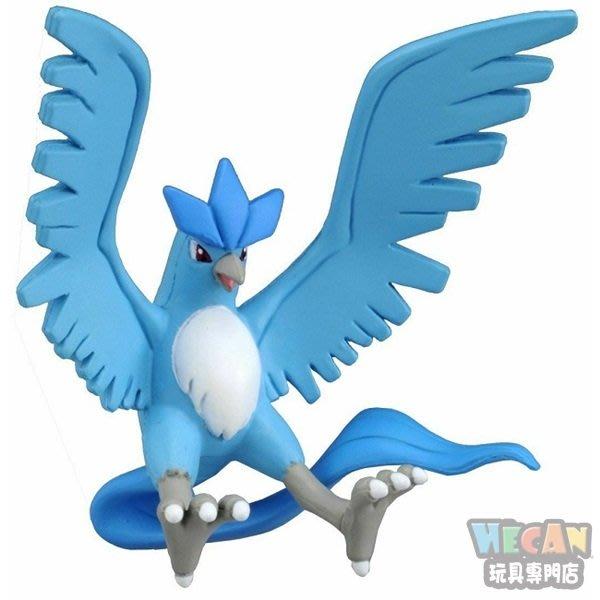 精靈寶可夢 Pokemon GO 急凍鳥 EX70 神奇寶貝 13712