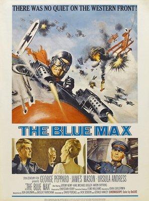 【藍光電影】藍勛飛行員/碧血藍勛 The Blue Max (1966) 老片,要求高的慎選! 108-063