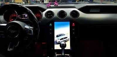 福特野馬 FORD MUSTANG (15-20) 2020新款11.8吋安卓9.0版PX6智能導航車機