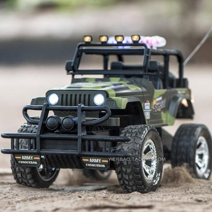 YEAHSHOP 超大號遙控越野車兒童玩具36Y185