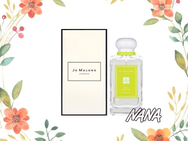♡NANA♡Jo Malone 花漾女孩 限量 水梨花蕾 Nashi Blossom 100ml 復刻版