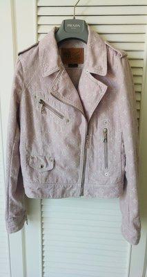 Louis Vuitton Spring/Summer Collection PFW Biker Jacket