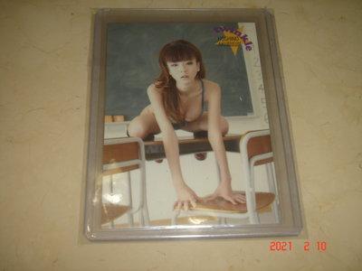 星野亞希 星野亜希 Aki Hoshino 2009 Sakurado #01 偶像卡 寫真卡