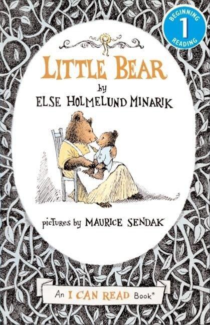 *小貝比的家*LITTLE BEAR / L1/平裝/3~6歲/汪培珽英文書單--第二階