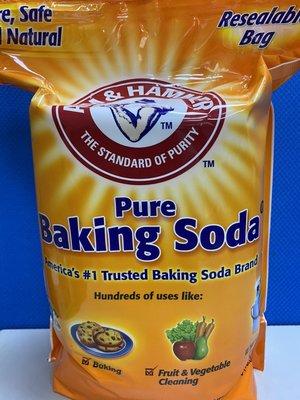 【好厝邊】鐵鎚牌 ARM&HAMMER Pure Baking Soda 小蘇打粉 6.12公斤