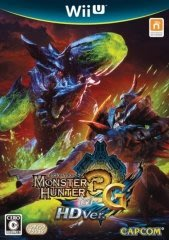 WiiU 魔物獵人3 MONSTER HUNTER G 日文版