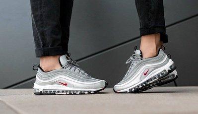 沒有假貨賣你「Parody」Nike Wmns Air Max 97 OG QS 銀彈 補貨 男生 女生