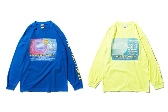 "[ LAB Taipei ] DeMarcoLab "" INFOMERCIAL L/S TEE  """