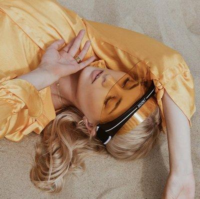 Dior Visors 遮陽帽 黃