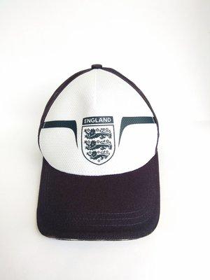 【廿一】Umbro 英格蘭 England 足球 鴨嘴帽 cap free size 可調整大小 紀念品 精品 收藏