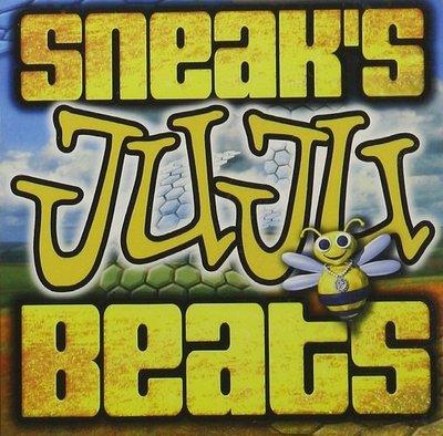##挖寶區【62】全新CD DJ Sneak – Sneak's Juju Beats