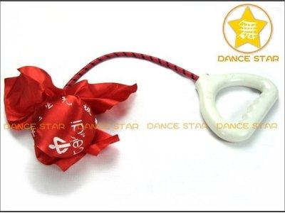 舞星~青花瓷舞蹈扇大會舞古裝扇老人表演 晨練~166232#~泰迪比賽 無極健身球~太極健身球~紅色~單100元
