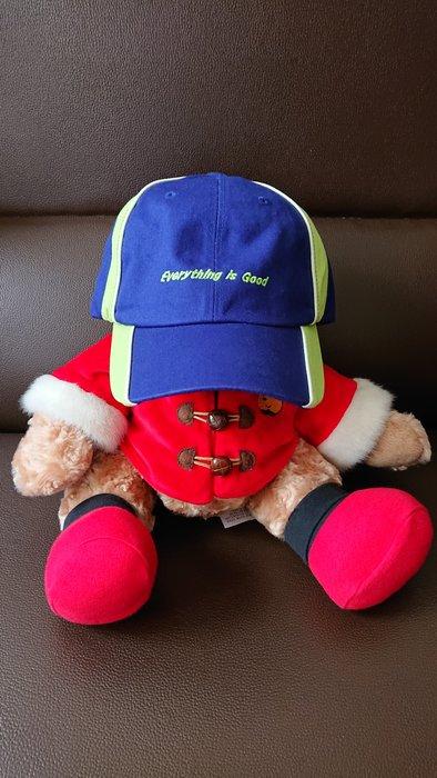 MILLITAGE 藍色帽子