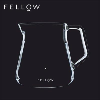 咖啡壺官方授權 Fellow Mighty 單層玻璃手沖咖啡分享壺 咖啡濾壺 300ml