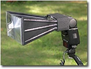 @佳鑫相機@(全新品)美國 Visual Echoes FX-1 閃燈集光罩 FX1 for Canon 430EZ,Nikon SB-24, SB-28