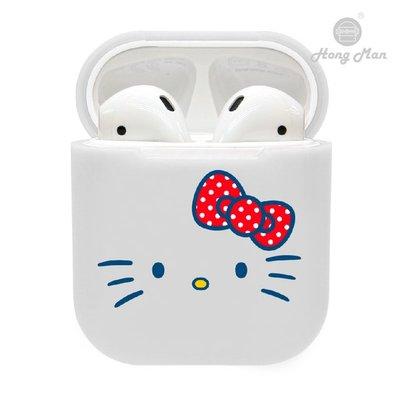 正版授權 Sanrio 三麗鷗 AirPods / AirPods2 硬式保護套 - Hello Kitty