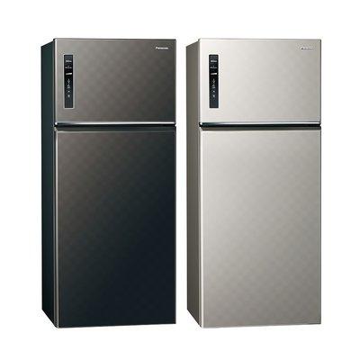 【免卡分期】Panasonic國際牌 650L 1級變頻2門電冰箱 NR-B659TV 全新商品 送安裝