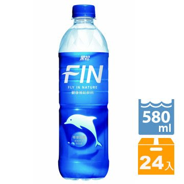 黑松《FIN》健康補給飲料580cc(24入)