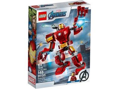 [現貨 公司貨] LEGO 樂高 76140 MARVEL系列 鋼鐵人機甲