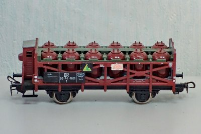 苗田 - 二手火車運輸車 編號:37