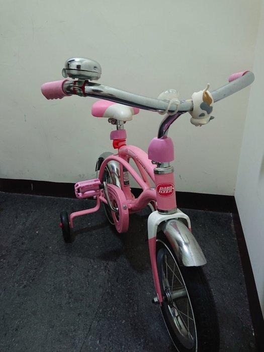 雙寶媽咪—radio flyer 經典款腳踏車(粉色)