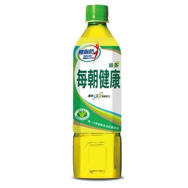 御茶園 每朝健康綠茶 1箱650mlX24瓶 特價550元 每瓶平均單價22.91元