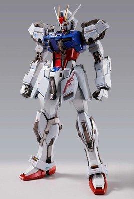 全新 Metal Build 超合金 機動戰士鋼彈Seed Aile Strike Gundam 翔翼型攻擊鋼彈