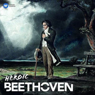 【黑膠唱片LP】英雄貝多芬  2LP Heroic Beethoven [BEST OF]---9029531893