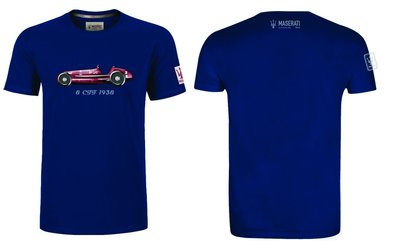Maserati TIPO 8 CTF 1938 T-Shirt
