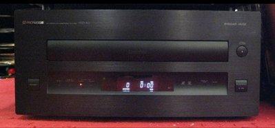 Pioneer HLD-XO 史上最重(80lb.) 機王,9成新,操作完美。搖控器是LDS9 的。