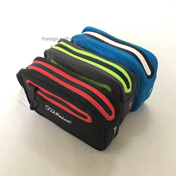新品 高爾夫手提包 防水耐磨手抓包雜物包 手提袋 時尚多色手拎包