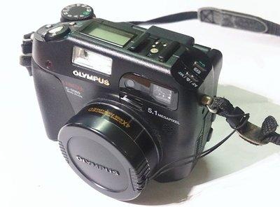 ☆手機寶藏點☆ Olympus Camedia C-5060 Wide Zoom 單眼 類單 數位 功能正常 咖147