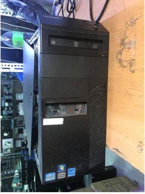 點子電腦-北投...中古◎ Lenovo 聯想 電腦主機 主機 文書機◎i5-2400/8GB/500G/2350元