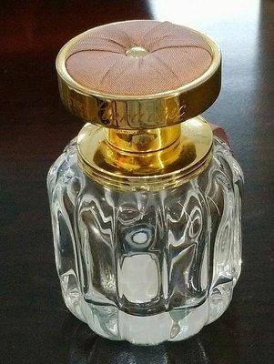 Artistry Flora Chic /玻璃香水瓶//高約 8.5*底寬約4.5公分