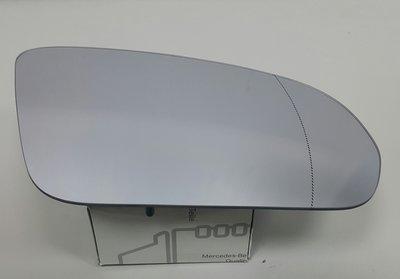 BENZ W205 2014- 後視鏡片 照後鏡片 (右邊.乘客邊) 0998100016