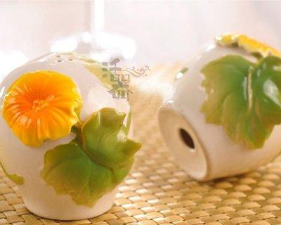 5Cgo【鴿樓】會員有優惠 20516391571 琺琅瓷調味罐胡椒瓶 創意家居生活廚房用品