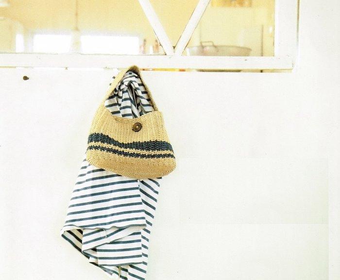 編織紙線鉤針包包材料(三)~多色任選配!麻繩、布條、進口毛線、手工藝材料、編織工具、編織書【彩暄手工坊】
