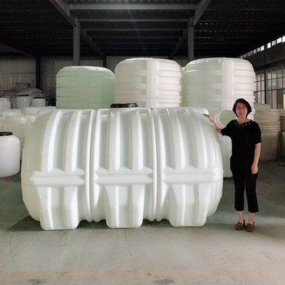 超大號13000升儲水桶2噸水塔臥式塑料桶大水桶加厚戶外水箱圓水罐