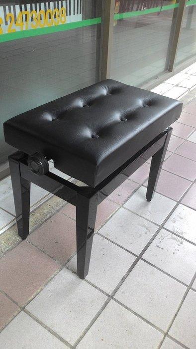 B56∮有琴有藝@日本style全新微調鋼琴升降椅yamaha指定kawai實木乳膠皮面真正台灣製造