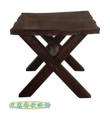 ~~東鑫餐飲設備~~  全新 B295-4 長車桌 / 造型桌 / 餐木桌 / 休閒桌 / 古早風格餐桌