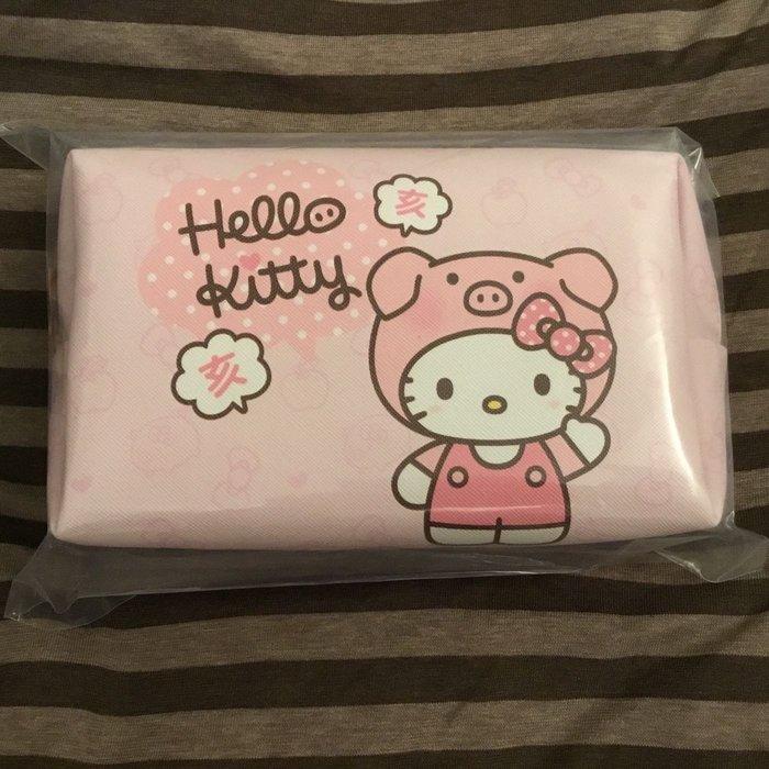 Hello Kitty 豬年化妝包 299+1元起標
