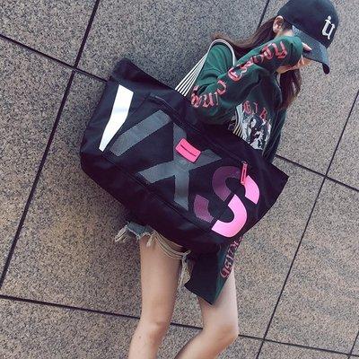 大包包新款女包韓版潮包帆布包女單肩包大容量手提購物袋單肩包 我的拍賣