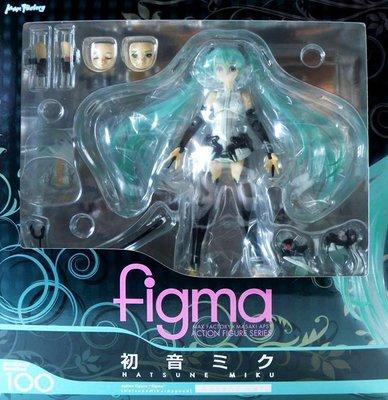 日本正版 figma 初音未來 MIKU Append ver. 可動 模型 公仔 日本代購