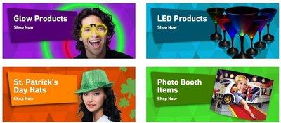 派對用品 活動禮品贈品Party Gifts Supplies Corporate Gift 公司{VS進口製造批發商}