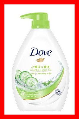 多芬 清爽水嫩沐浴乳 1000g/Dove多芬 清爽水嫩沐浴乳