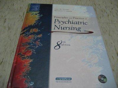 Principles and Practice of Psychiatric Nursing(第8版)附光碟