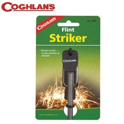 丹大戶外【Coghlans】FLINT STRIKER 打火石 C-1005