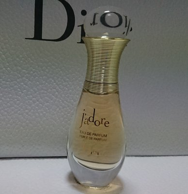 全新DIOR迪奧 Jadore親吻香氛 20ml 期限2022 滾珠瓶